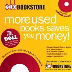 710 Bookstore and SalukiInfo.com