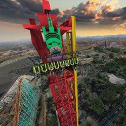 Cal Expo – Vertigo – Amusement Park Rides