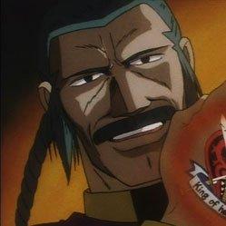 G Gundam – Master Asia VS Domon