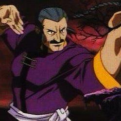 G Gundam – The Death of Master Asia