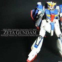 Zeta Gundam – Animation Voiceover