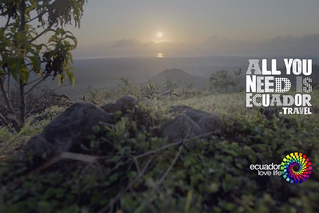 Voiceover for Historic Super Bowl commercial for Tourism Ecuador