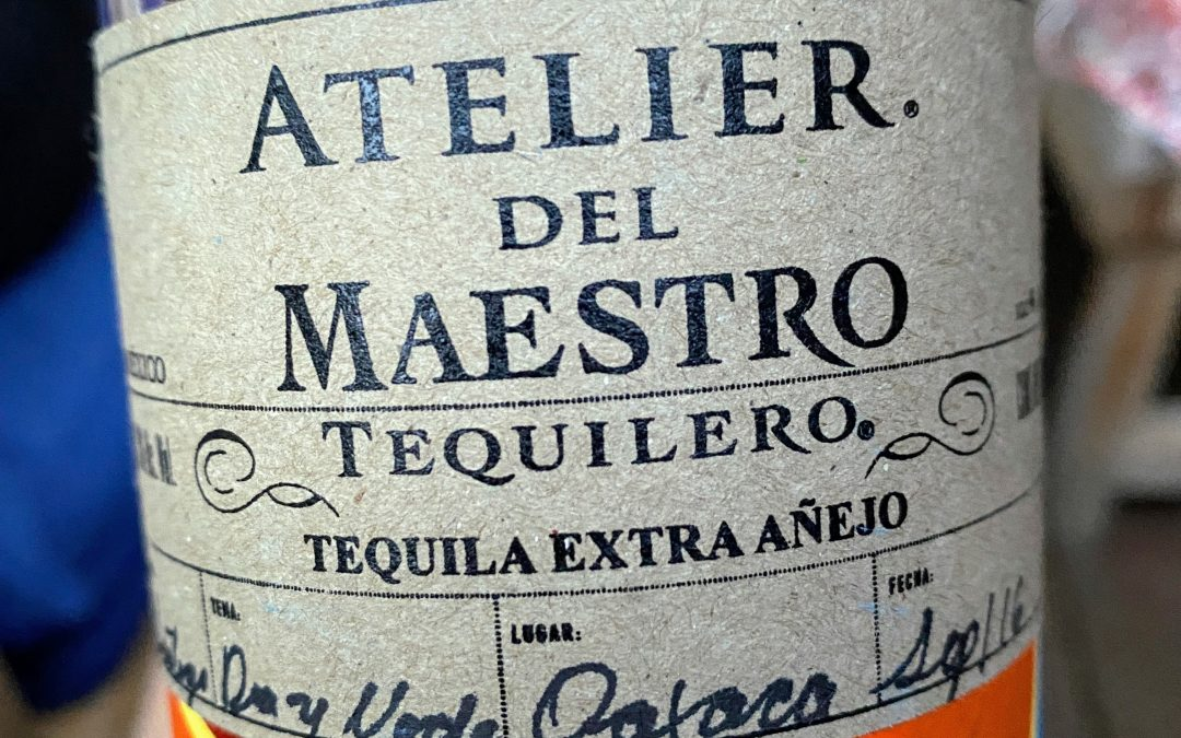 Atelier Del Maestro – Tequila Review